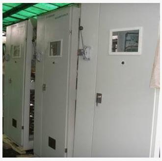 供应众邦gnr柴油机组发电机中性点接地电阻柜