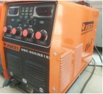 正品佳士nbc-500(n215)逆变二氧化碳气保焊机,二保焊机图片