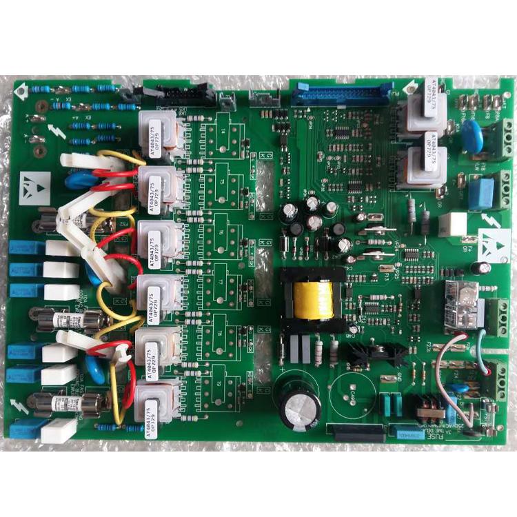 590直流调速器控制面板